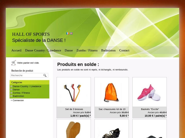 Hall of Sports