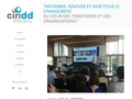 Centre international de ressources et d'innovation pour le developpement durable - CIRIDD