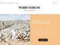 Le blog de Marie Vergne