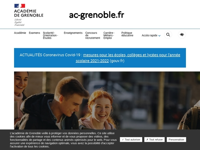 Lycée Les Eaux Claires (Grenoble)