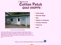 Cotton Patch quilt Shoppe