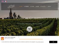 Domaine Champeau-Vins de Pouilly Sur Loire
