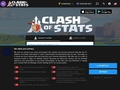 Clashofstats.com