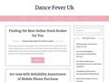 Daniel Whittaker Line dance weekends in UK