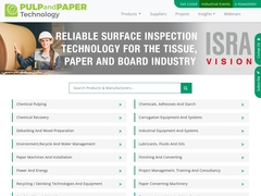 Chemicals, Adhesives and Starch | Pulp and Paper Industry b2b Portal