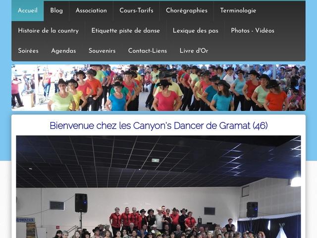 Canyon's Dancer Gramat - Club de Danse Country