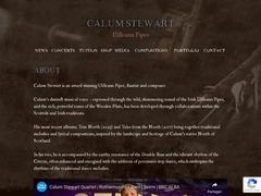 Calum Stewart - Wooden Flute