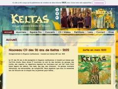 Keltas. Musique celtique et traditionnelle