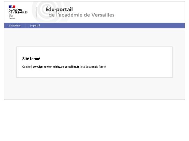 Lycée Newton (Clichy)