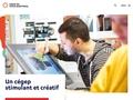 Encéphi: page d'accueil sans cadres