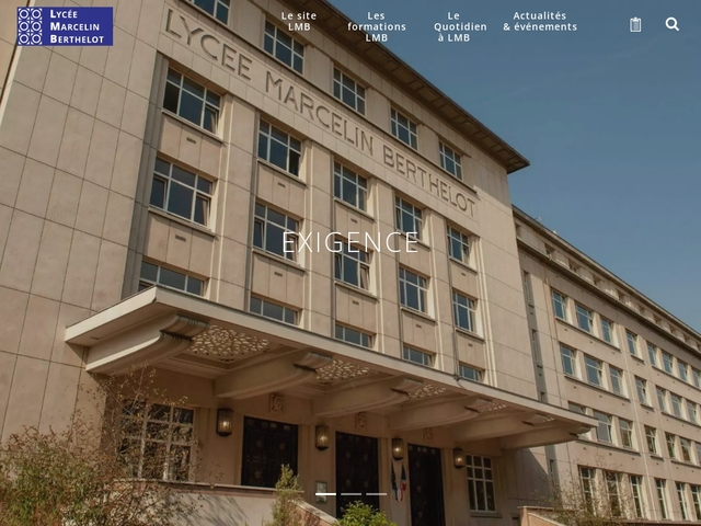 Lycée Marcelin Berthelot (Saint Maur des Fossés)