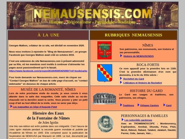 Nemausensis
