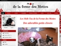 """""""De la ferme des Mottes"""" (88)"""