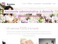 BRIENON sur ARMANCON - ANAJER assistante administrative à domicile