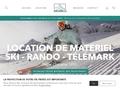 LocationTelemark Serre Chevalier - Jean sport