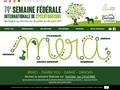 79e semaine Fédérale  de Cyclotourisme 2017 | Mortagne au Perche