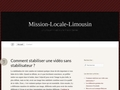 Missions locales du Limousin