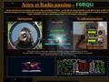 Site F6BQU - page accueil