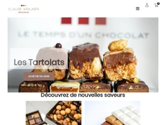Claude Krajner, artisan chocolatier, Marseille