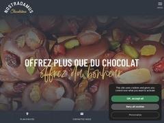 Jean-marie Bertrand, Chocolaterie Nostradamus, Salon de Provence