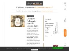 """Joshua Fuentes, auteur sur """"Short-Edition"""""""