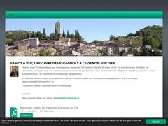 L'HISTOIRE DES ESPAGNOLS À CESSENON SUR ORB