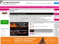 Annuaire gratuit de sites Internet : Les Pages du Keroinsite