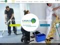 Casals, nettoyage industriel / privé : sols (sol terre cuite, parquet, marbre), graffitis 07