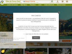 Gite La cerise (Bagard 30140)