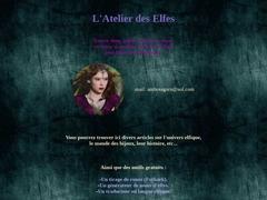 Atelier des Elfes.Création de Bijoux.Tour d'oreille. Diadème elfique.