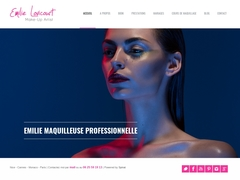 Emilie Lovicourt Make-Up Artist