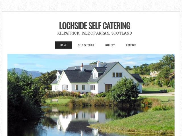 Lochside Bed & Breakfast & Self Catering - Kilpatrick - Isle of Arran