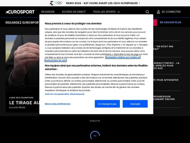 Eurosport boxe