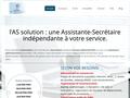 LA RIVIERE - L'AS SOLUTION assistante secrétaire indépendante