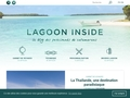 Lagoon inside