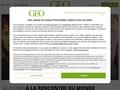 Marrakech infos conseils Geo voyage