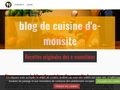 Blog de cuisine d'e-monsite