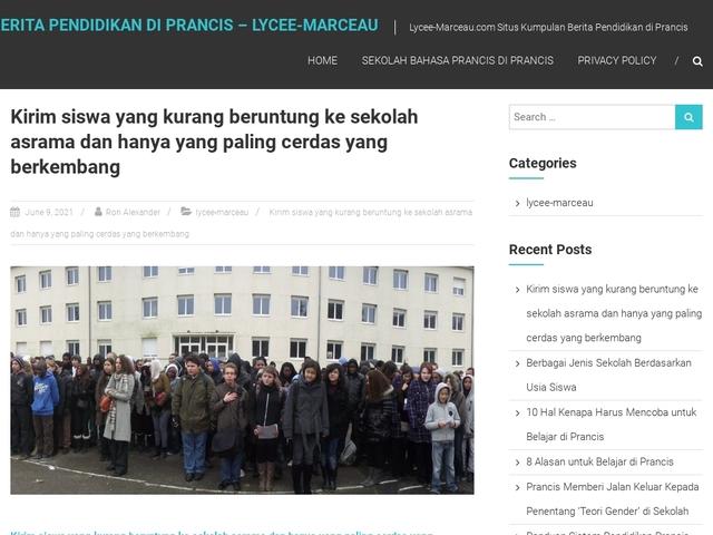 Lycée Marceau (Chartres)