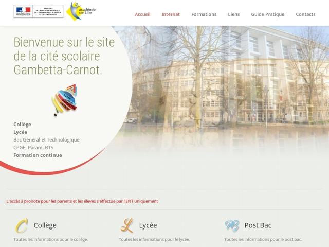 Lycée Gambetta (Arras)