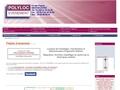 POLYLOC EVENEMENT Location, vente de chauffages, climatiseurs, outillage -  09 Ariège