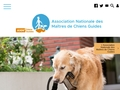 ANMCGA - site de l'Association Nationale des Maitres de Chiens Guides d'Aveugles