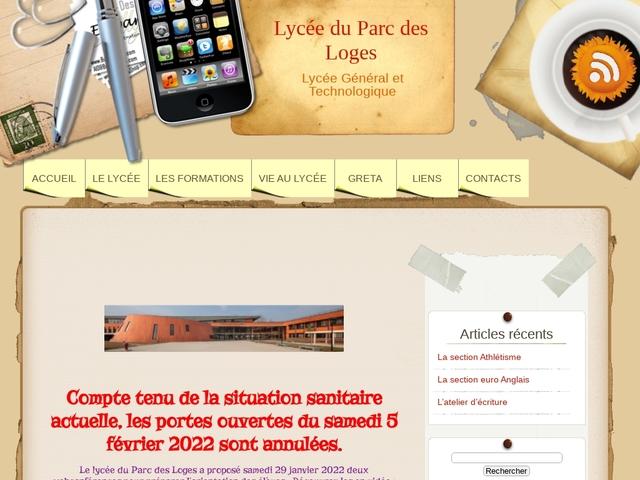Lycée du Parc des Loges (Evry)