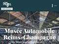 Reims - Le Musée Automobile Reims Champagne a été fondé en 1985.
