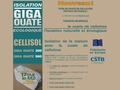 Giga Ouate, l'isolation naturelle et écologique de la maison (Catégorie Divers)