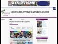 L'Athlétisme en Pays de Loire