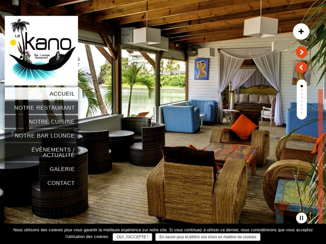 Le Kano Trois Ilets Restaurant Martinique