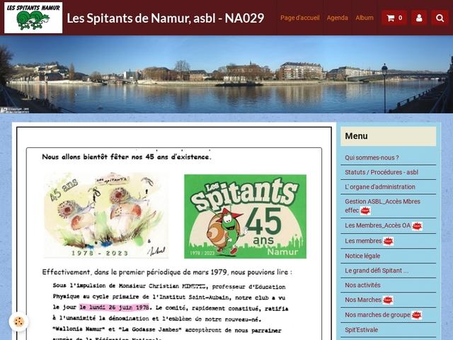 Les Spitants Namur