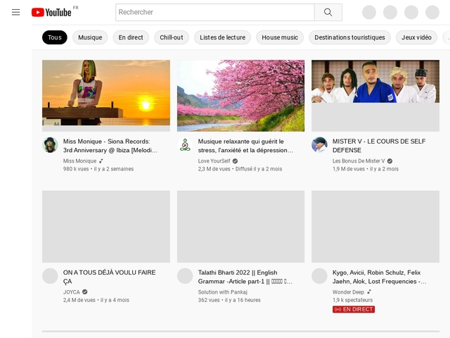Youtube - Institut Pasteur