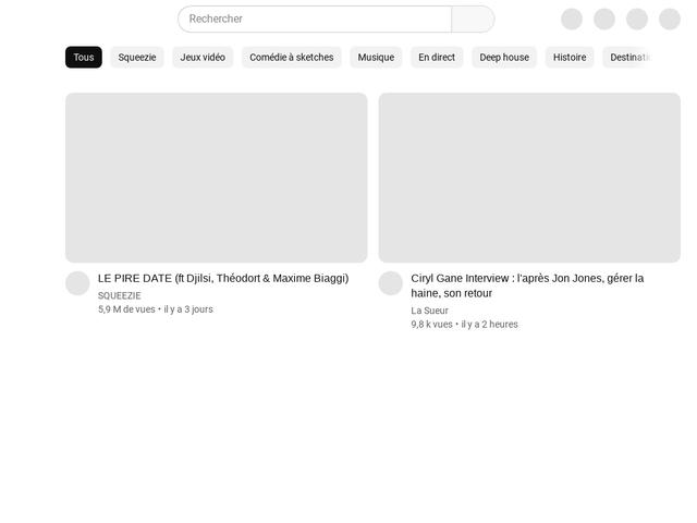 Youtube - Institut Pasteur