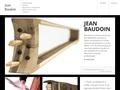 Jean Baudoin  fabricant de Tambourins à cordes